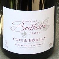 Domaine Bertholon - Côte de Brouilly