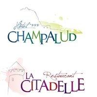 Hotel Le Champalud, restaurant La Citadelle, Brasserie La Cohue