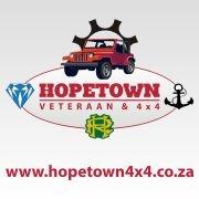 Hopetown Veteraan & 4x4 Klub