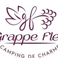 Camping de la Grappe Fleurie Vivacamp