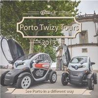 Porto Twizy Rental
