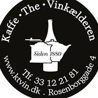 Kaffe-The-Vinkælderen