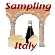 Sampling Italy