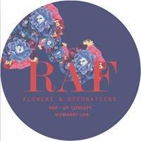 Raf Verwimp, Flowers & decorations