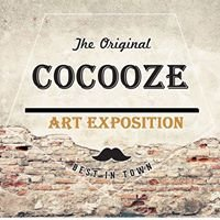 Cocooze sunday pop-up - kunstexpositie
