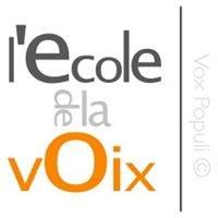 L'école de la Voix - Vox Populi