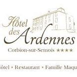 Hôtel des Ardennes ****