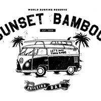 Sunset Bamboo Bar
