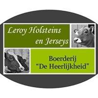 """Boerderij """"De Heerlijkheid"""""""