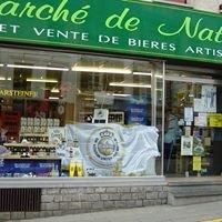 Le marché de Nathalie