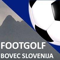 Footgolf Bovec Slovenia