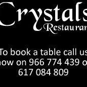 Crystals Restaurant