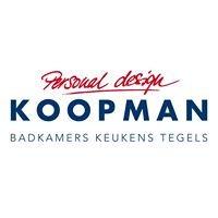Koopman Personal Design    Keukens, Tegels en Badkamers