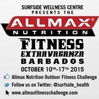 Allmax Nutrition Outdoor Fitness Challenge