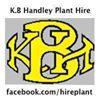 KB Handley Plant Hire Ltd