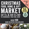 Spring, Summer and Christmas Markets, The Roundhouse Derby