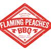 Flaming Peaches
