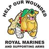 Help Our Wounded Royal Marines & Supporting Arms