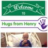 Hugs from Henry, children's cancer charity