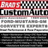 Brad's Custom Auto