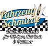 Fahrzeug-Schmiede  Automobildienst für US Cars, Hot Rods, Oldtimer & PKW