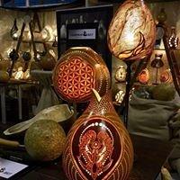 Atelier Pumpkin Art Kürbislampen