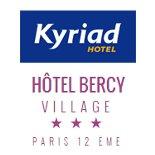 Hôtel Kyriad Bercy Village - Paris 12ème