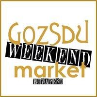 Gozsdu Weekend Market