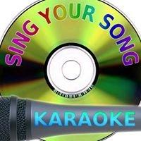 Sing your Song Karaokebar