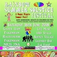 Rainbow Summer Solstice Festival