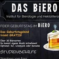 DAS Biero, Institut für Bierologie und Hektoliteratur