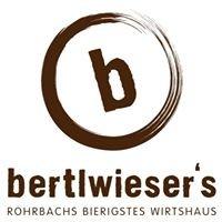 Bertlwiesers - Rohrbachs Bierigstes Wirtshaus