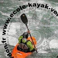 Ecole de kayak du Verdon