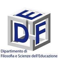 Dipartimento di Filosofia e Scienze dell'Educazione