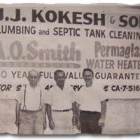 J.J. Kokesh and Son Plumbing