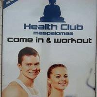 Health Club Open Air Gym - Maspalomas
