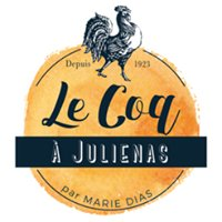 Le coq à Julienas