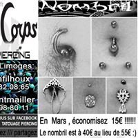 Art D'Corps Limoges - ADC87 Tatouage & Piercing