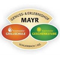 Genuss- & Erlebnishof Mayr