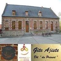 """Gîte Ajiste """"Dit du Prieuré"""""""