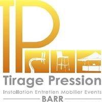 Tirage Pression
