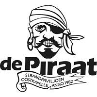 """Strandpaviljoen """"De Piraat"""""""