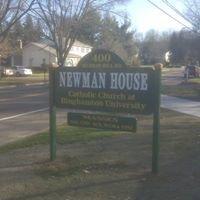 Newman House at Binghamton University
