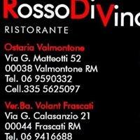 Ristorante Rosso DiVino Valmontone