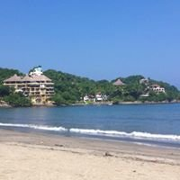 Sayulita Surf Beach