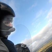 Flygfotograf Björn Söderström