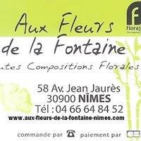 AUX FLEURS DE LA FONTAINE