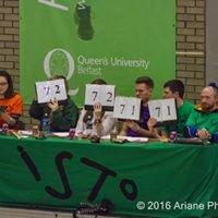 Irish Student Trampoline Open