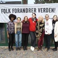 Norsk Folkehjelp Solidaritetsungdom Blindern