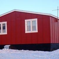 Qaanaami unnuisarfik / Indkvartering / Accommodation